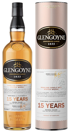 Glengoyne Scotch Single Malt 15 Year Old